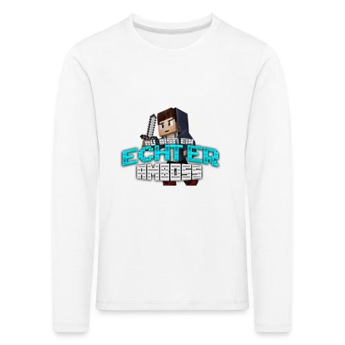 Echter Amboss! - Kids' Premium Longsleeve Shirt