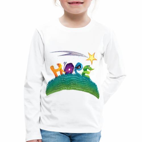 Hope - Kids' Premium Longsleeve Shirt
