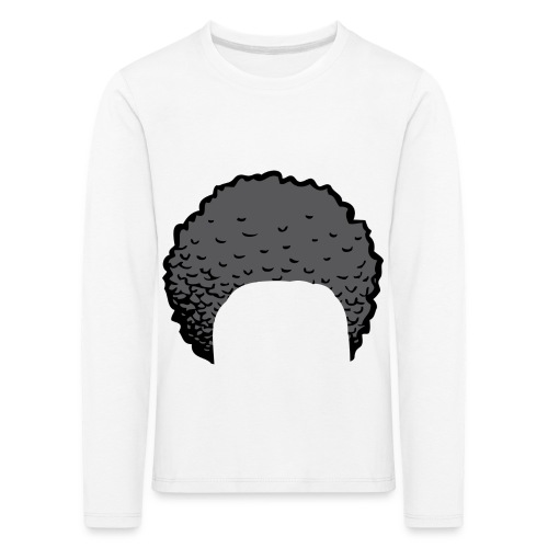 ZayDoItBest Afro Rockin' Case - Kids' Premium Longsleeve Shirt