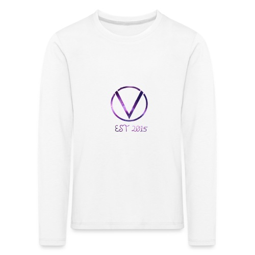 lOGO dEIGN - Kids' Premium Longsleeve Shirt