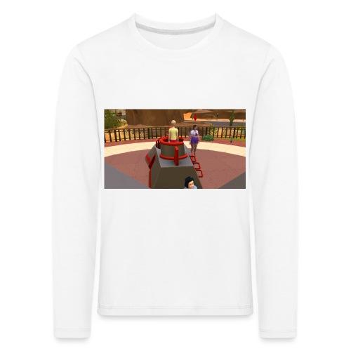de leuken spilmacheen - Kinderen Premium shirt met lange mouwen