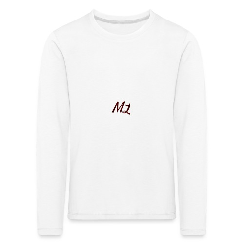 ML merch - Kids' Premium Longsleeve Shirt