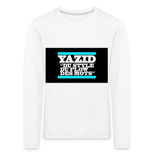 jdfcrea serie 1 - T-shirt manches longues Premium Enfant