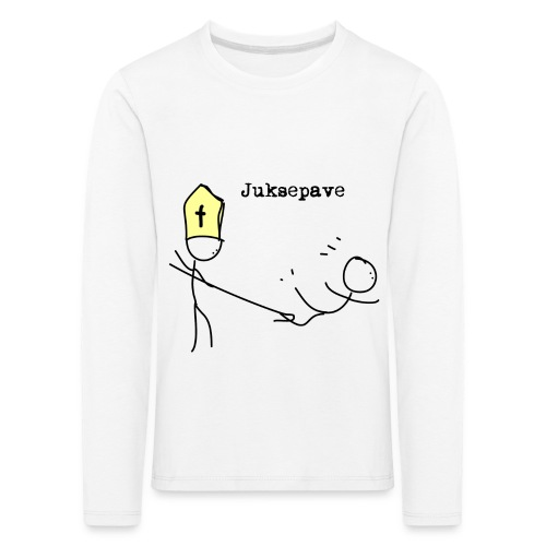 juksepave png - Premium langermet T-skjorte for barn
