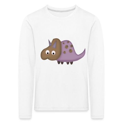 Dino 1 - Kids' Premium Longsleeve Shirt