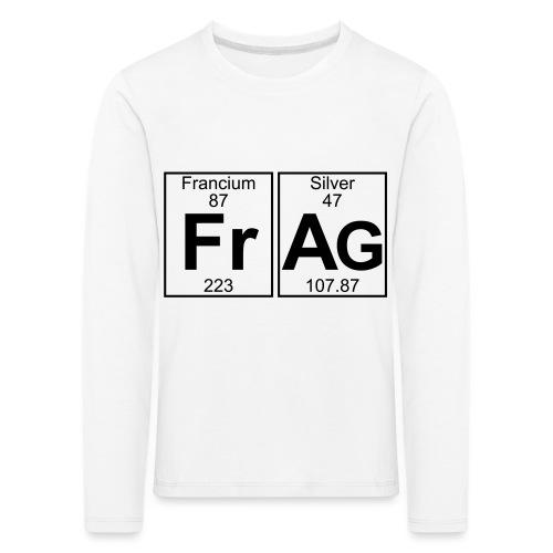 Fr-Ag (frag) - Full - Kids' Premium Longsleeve Shirt