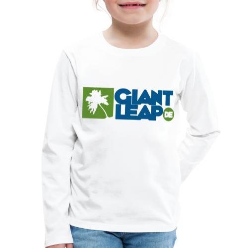 palme - Kinder Premium Langarmshirt