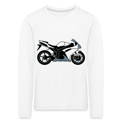 R1 07-on V2 - Kids' Premium Longsleeve Shirt