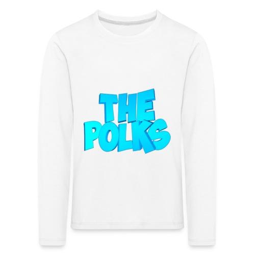 THEPolks - Camiseta de manga larga premium niño