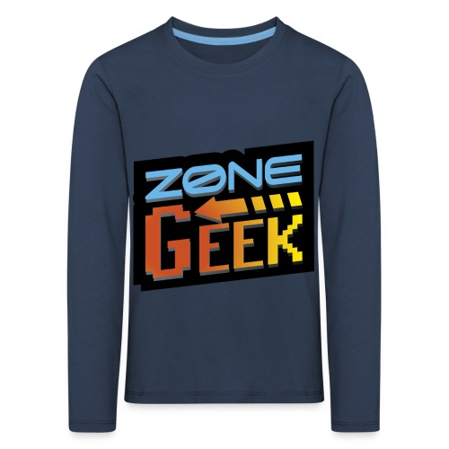 NEW Logo T-Shirt Femme - T-shirt manches longues Premium Enfant