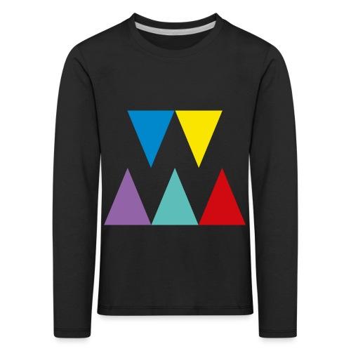 Logo We are les filles - T-shirt manches longues Premium Enfant