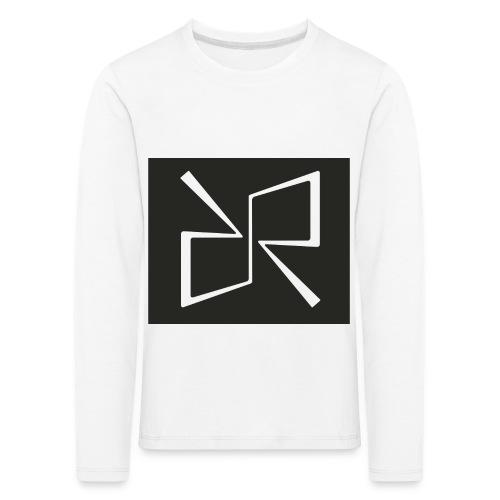 Rymdreglage logotype (RR) - Kids' Premium Longsleeve Shirt