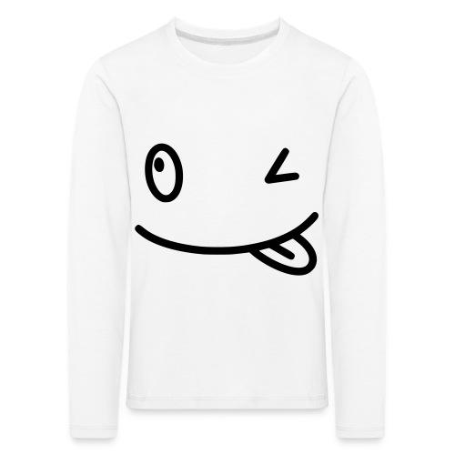 Smiley shirt - Maglietta Premium a manica lunga per bambini