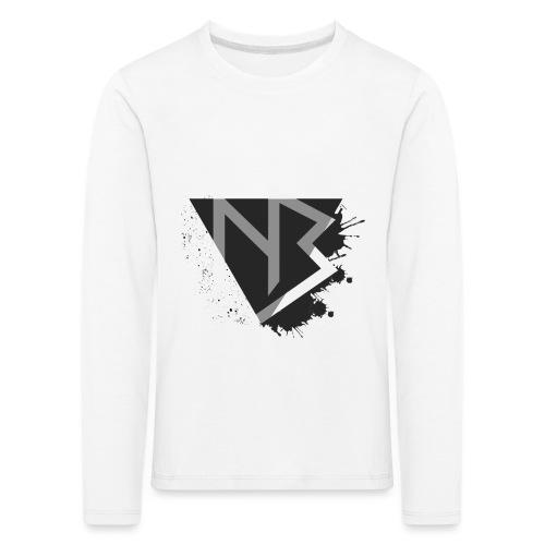 T-shirt NiKyBoX - Maglietta Premium a manica lunga per bambini