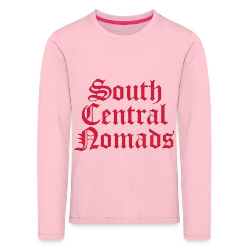 South Central Nomads - Kinder Premium Langarmshirt