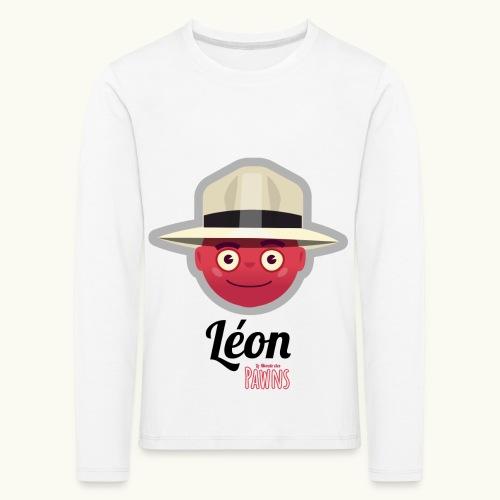 Leon (Le Monde des Pawns) - T-shirt manches longues Premium Enfant