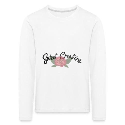 Sweet Creature - Kinderen Premium shirt met lange mouwen