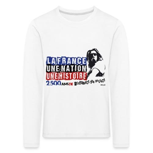 Vercingétorix - T-shirt manches longues Premium Enfant