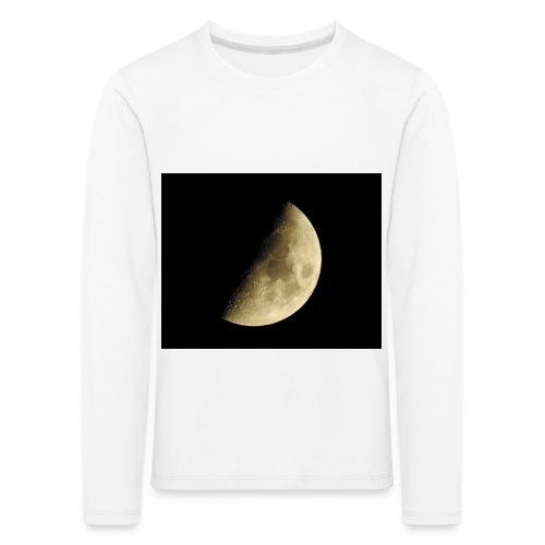 LUNA_3840X3072 - Maglietta Premium a manica lunga per bambini