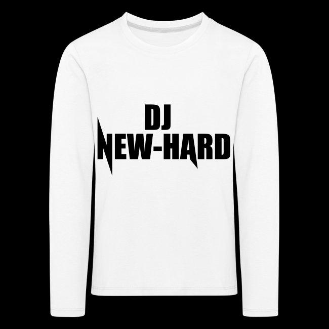 DJ NEW-HARD LOGO