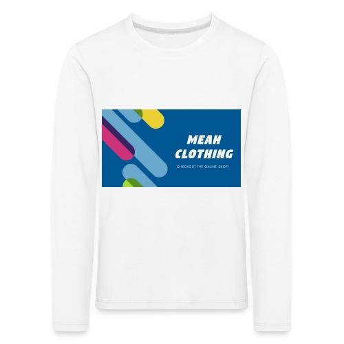 MEAH CLOTHING LOGO - Kids' Premium Longsleeve Shirt