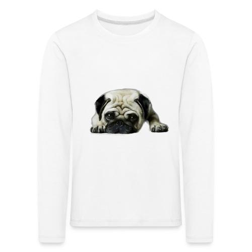 Cute pugs - Camiseta de manga larga premium niño