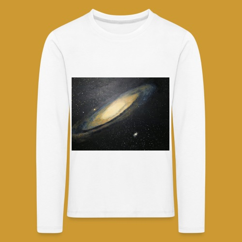 Andromeda - Mark Noble Art - Kids' Premium Longsleeve Shirt