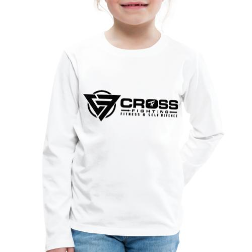 CrossFighting - Kinder Premium Langarmshirt