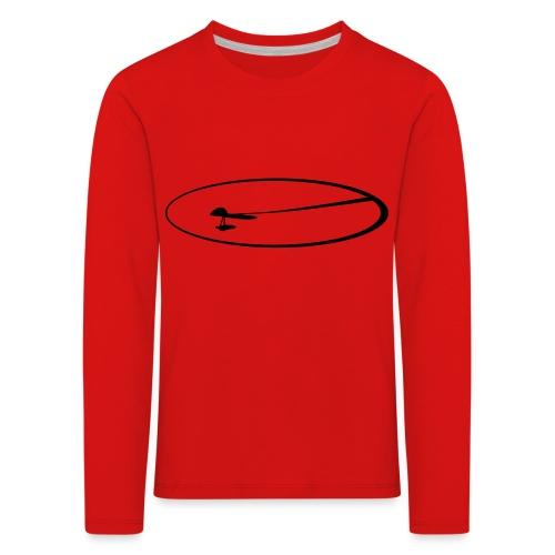 hanggliding - HG SPEED - Kids' Premium Longsleeve Shirt