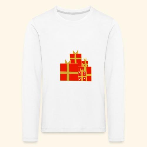Cadeaux - T-shirt manches longues Premium Enfant