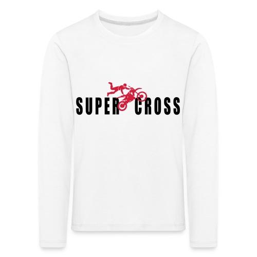 air Supercross - T-shirt manches longues Premium Enfant