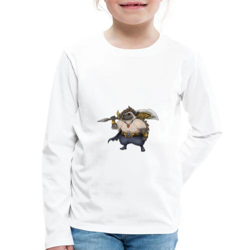 Killerigel - Kinder Premium Langarmshirt