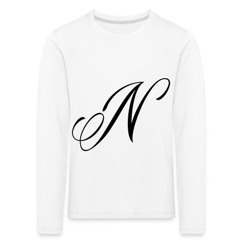 NUTTELOGO2NEW - Kids' Premium Longsleeve Shirt