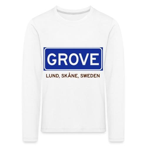 Lund, Badly Translated - Långärmad premium-T-shirt barn