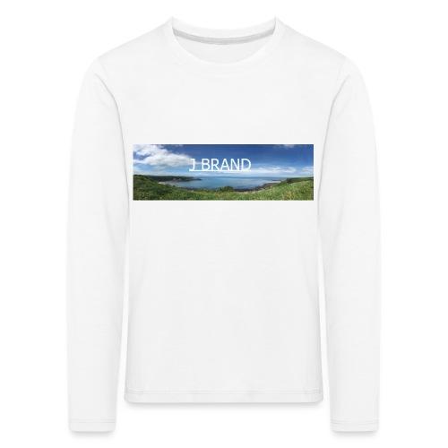J BRAND Clothing - Kids' Premium Longsleeve Shirt