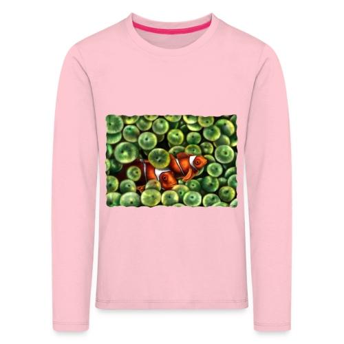 Pesci Pagliaccio - Maglietta Premium a manica lunga per bambini