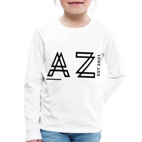 AZ Clothing - Kids' Premium Longsleeve Shirt