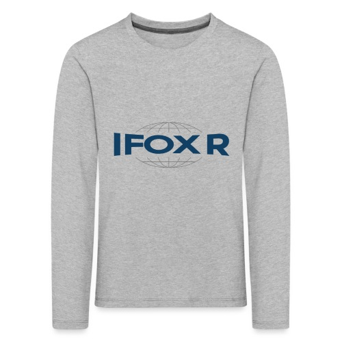 IFOX MUGG - Långärmad premium-T-shirt barn