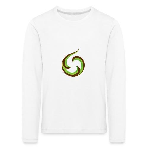 smartphone aroha - Lasten premium pitkähihainen t-paita