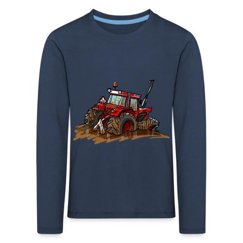 IH in de blub - Kinderen Premium shirt met lange mouwen