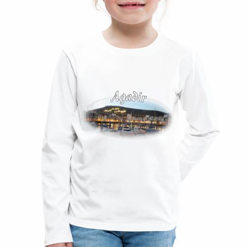 Agadir, Morocco - Kids' Premium Longsleeve Shirt