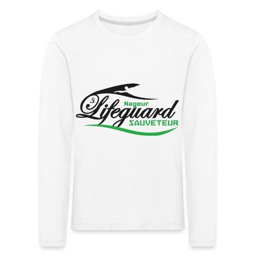 lifeguard NS - T-shirt manches longues Premium Enfant
