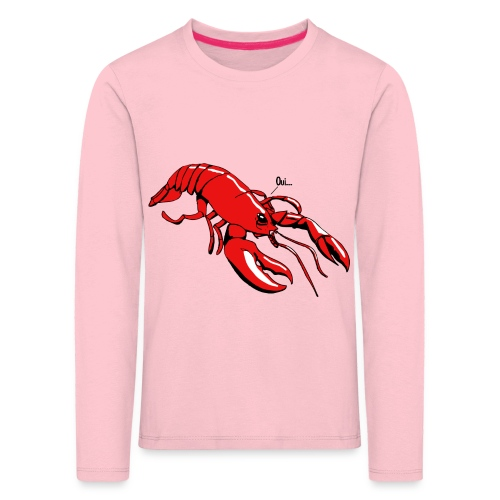 Lobster - Kids' Premium Longsleeve Shirt