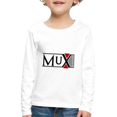 Muxsport - Kinder Premium Langarmshirt