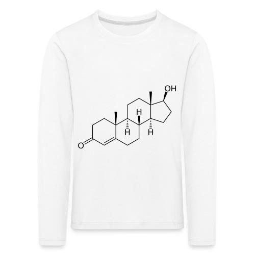 Testosterone - Kids' Premium Longsleeve Shirt