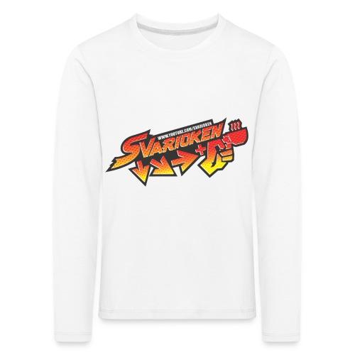 Maglietta Svarioken - Maglietta Premium a manica lunga per bambini