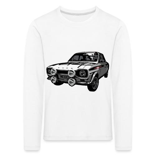 Mk1 Escort - Kids' Premium Longsleeve Shirt