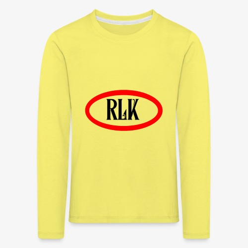 RLK collection 2018 - T-shirt manches longues Premium Enfant