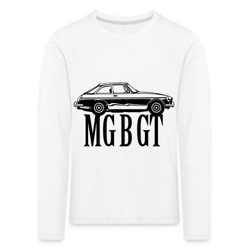 MG MGB GT - Autonaut.com - Kids' Premium Longsleeve Shirt