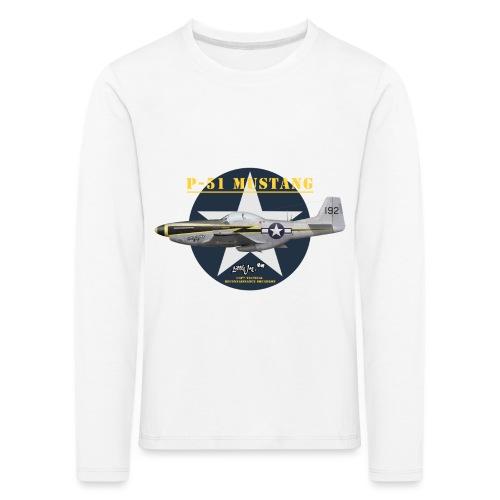 P-51 Little Joe - T-shirt manches longues Premium Enfant